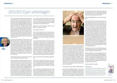 200.000 Euro veranlagen - Börse Social Magazine #07