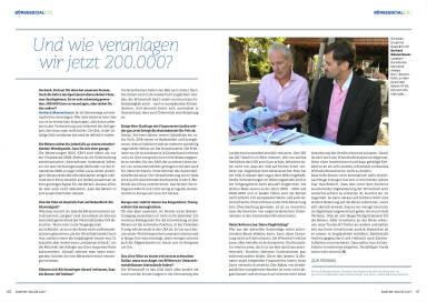 Und wie veranlagen wir jetzt 200.000? - Börse Social Magazine #07
