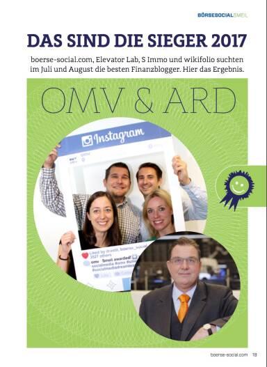 SMEIL-Award: Das sind die Sieger 2017 - Börse Social Magazine #08
