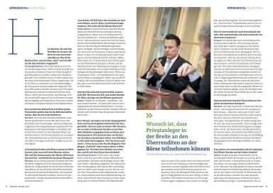 Börse Social Magazine #1 Roundtable 2/4