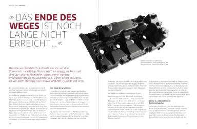 """Polytec Geschäftsbericht 2013 - """"Das Ende des Weges ist noch lange nicht erreicht"""""""