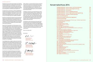 Telekom Austria Group Geschäftsbericht 2014 - Konzernabschluss 2014