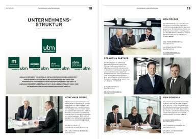 UBM - Unternehmensstruktur