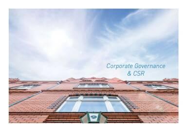 conwert Geschäftsbericht 2015 - Corporate Governance
