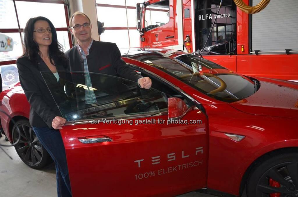 Telekom Tesla
